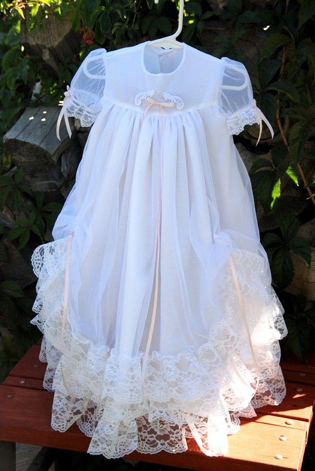50 Best Images About Vintage Baptismal Gowns On Pinterest