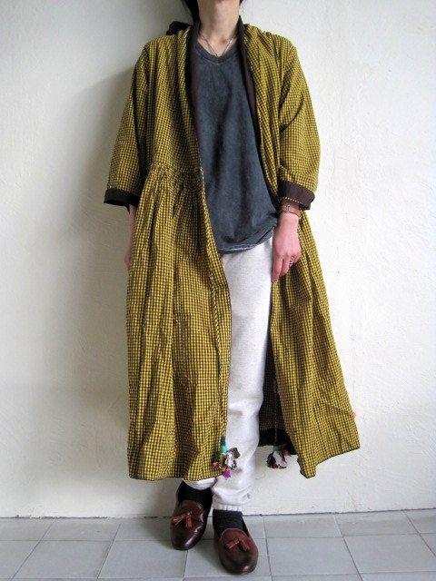 """LEH 15SS""""FREE TIBET FREE JAPAN FREE FASHION""""パンツ。スウェットパンツ。ウエスト・裾がゴムの所謂イージーパンツ。ウエストはゴム入りでドローコード仕様。柄入りの…"""