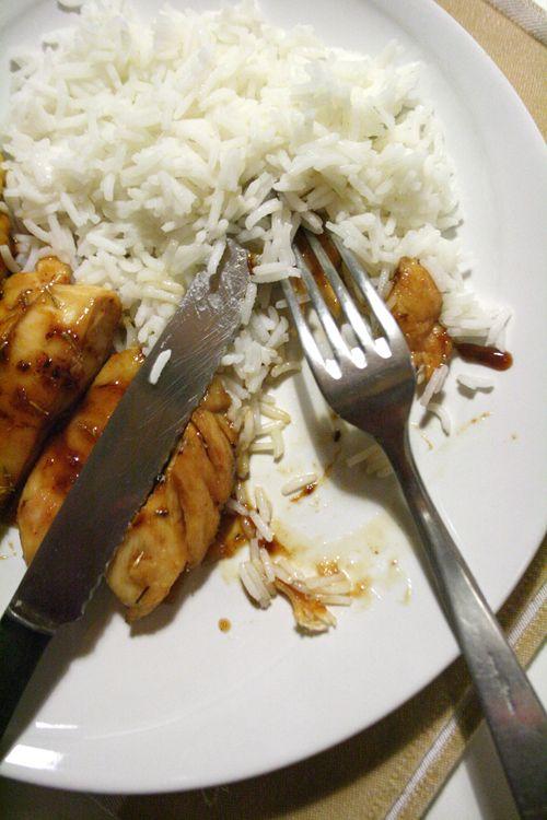 pollo glassato allo sciroppo d'acero - #chezbetulì
