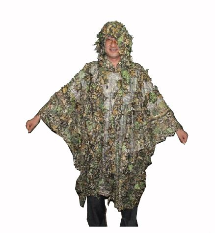 Jungle Sniper Suit Outdoor Sport Hunting Camouflage Clothing Camping Birdwatching Poncho 3D Breathable Ghillie Suit for Hunter $58.98 http://www.aliexpress.com/store/product/Jungle-Sniper-Suit-Outdoor-Sport-Hunting-Camouflage-Clothing-Camping-Birdwatching-Poncho-3D-Breathable-Ghillie-Suit-for/1024206_1511377261.html
