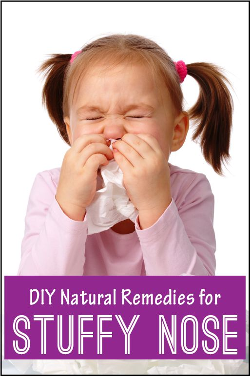 how to make your nose not stuffy