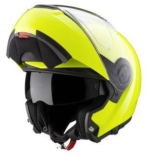 Tipos de cascos de moto: Casco Modular