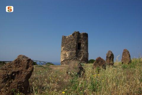 Tresnuraghes, torre Foghe