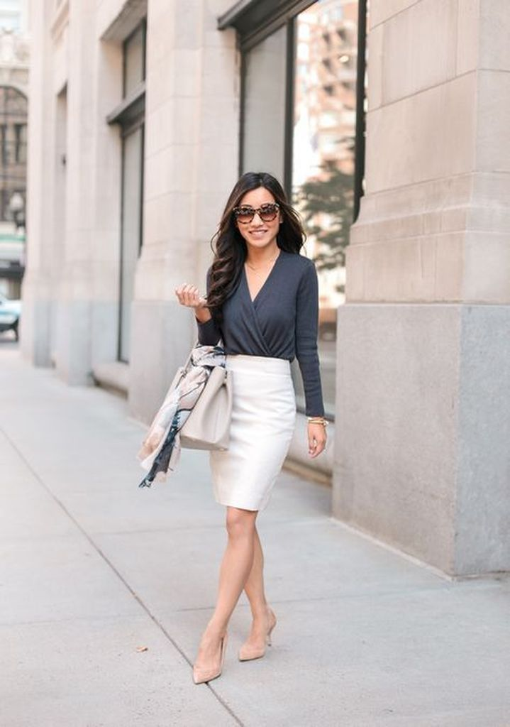 35 Great Summer Business Outfit Ideas For A Career Women