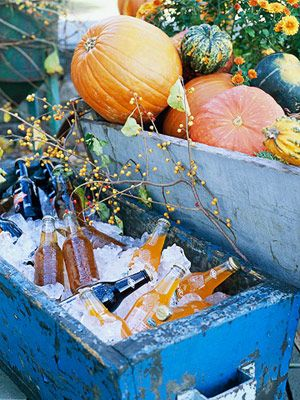 Throw a Fall Harvest Party