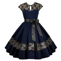 pinup Dress - Rockabilly Dress