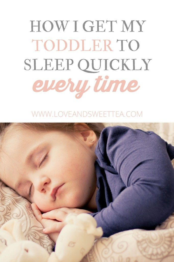 There's a secret to get your baby and toddler to sleep that has been passed down in my family for generations.  My mom told me about it when my son was born. She said that my grandmother told my mom about it. And, I'm sure she probably learned it from her mom.  It's so easy you won't believe you wasted so much time on other ways to get your toddler to sleep.