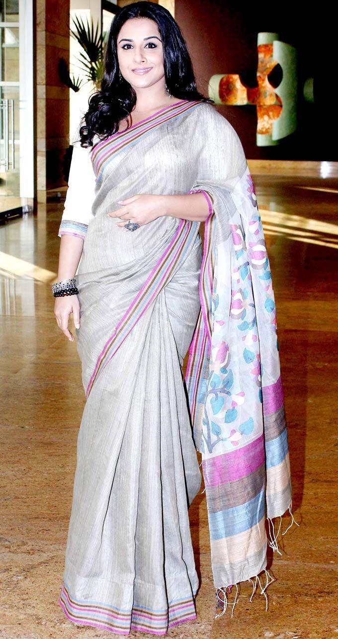 Vidya Balan at the Fusion Awards #Bollywood #Fashion