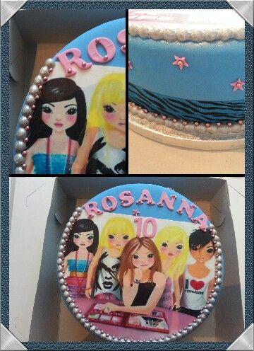 Topmodel.biz cake