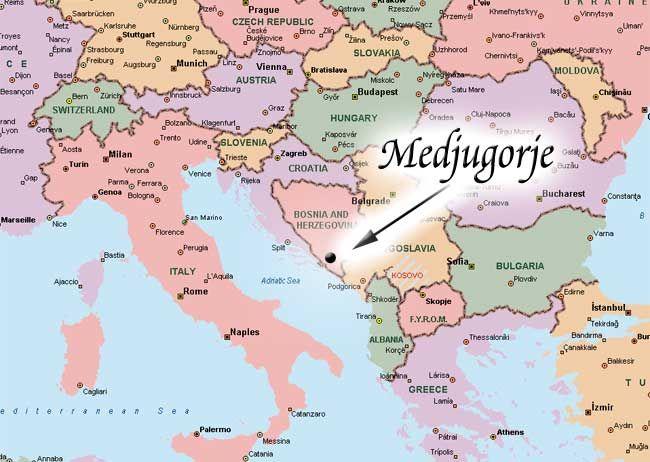 Secrets Medjugorje   Medjugorje - Apparitions of The Virgin Mary - Medjugorje.com