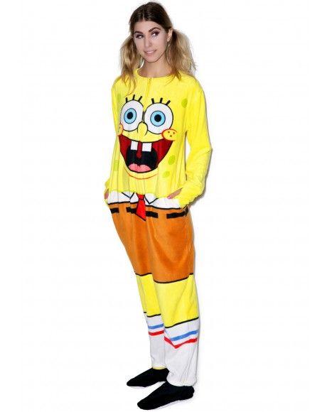 DollsKill: Spongebob Onesie