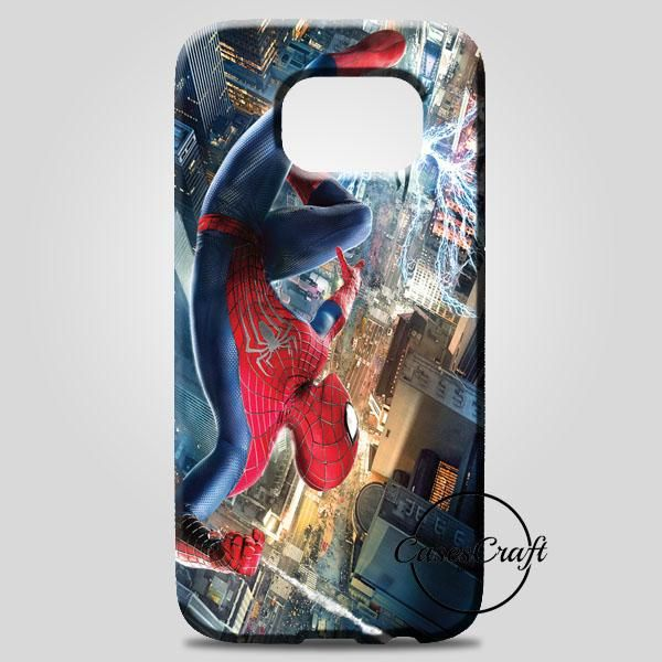 The Amazing Spiderman Poster Samsung Galaxy Note 8 Case | casescraft