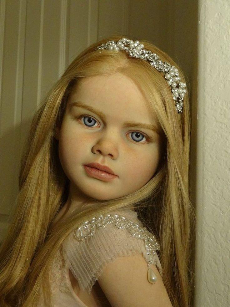 "Le Ruban Rose Nursery~Mixed kits Gabriella & Elisa~ Now ""APRIL A.""~Ultra real!  | eBay"