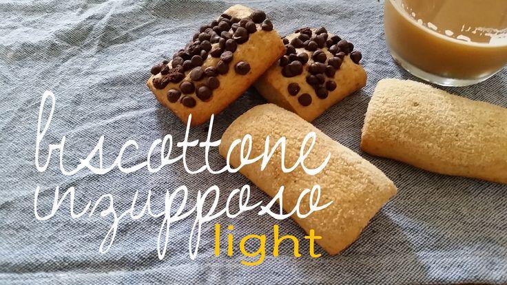 biscottone inzupposo | con mulinex cuisine companion