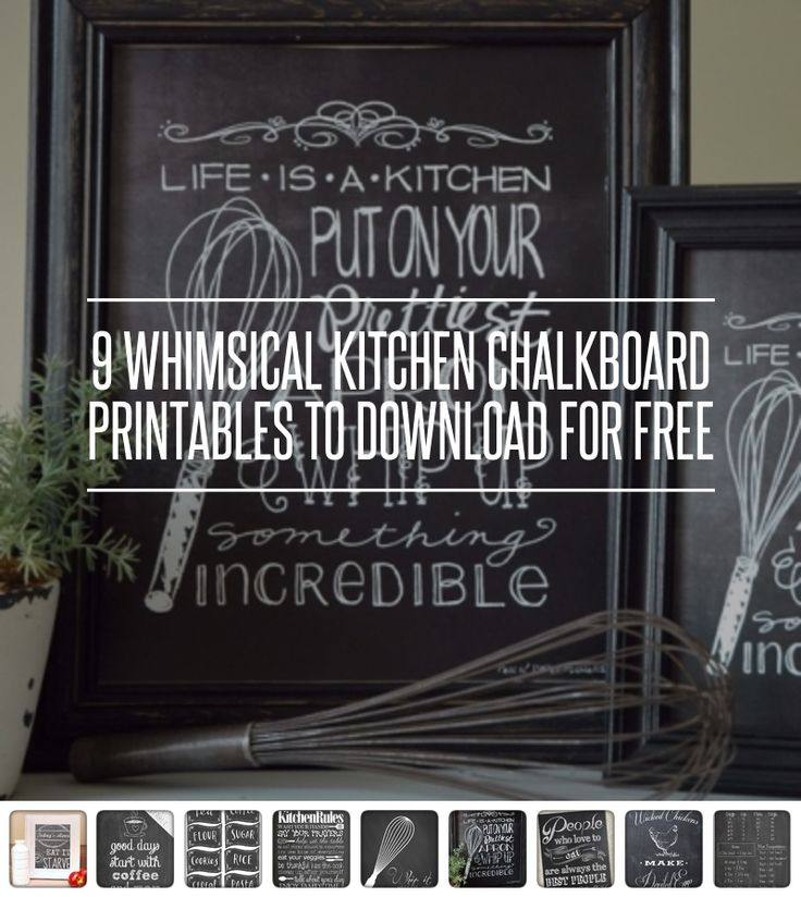 15 Whimsical Kitchen Designs With Chalkboard Wall: Best 25+ Whimsical Kitchen Ideas On Pinterest