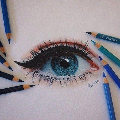 Augenzeichnung