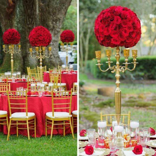 233 best tischdeko images on pinterest wedding ideas for Tischdeko rot schwarz