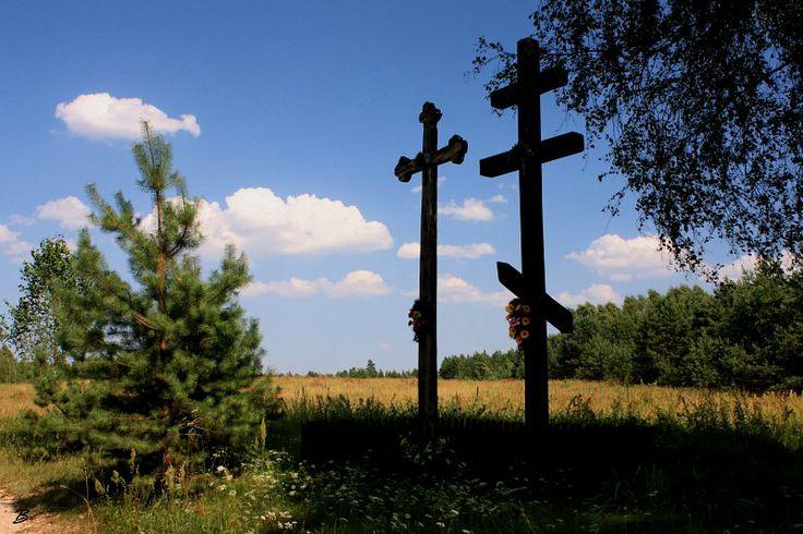 Podlasie, kraina dwóch krzyży