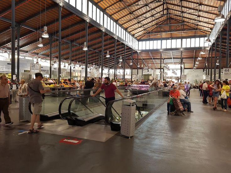 Photo Misha Lermontov - The General Market in Almeria 2017