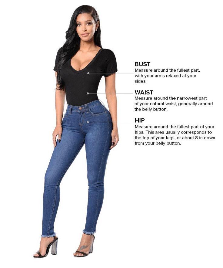Available In Blue Denim Zip Front Jumpsuit 97% Cotton 3% Spandex