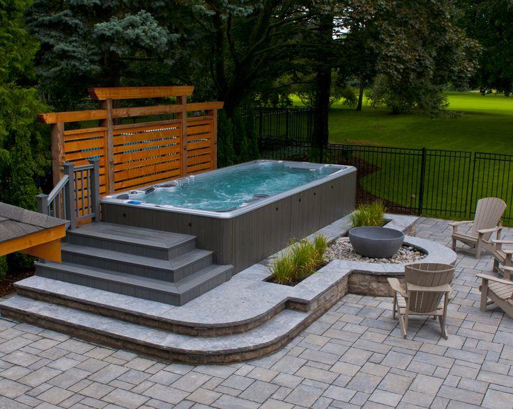 hydropool aqua trainer swim spa julian 39 s room pinterest. Black Bedroom Furniture Sets. Home Design Ideas