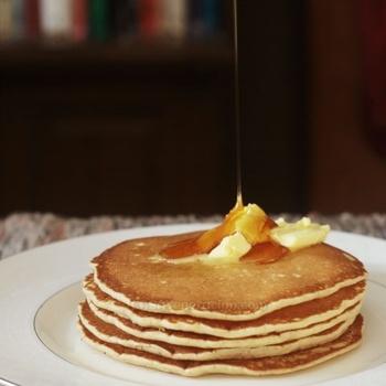 Basic pancake recipe - Excellent