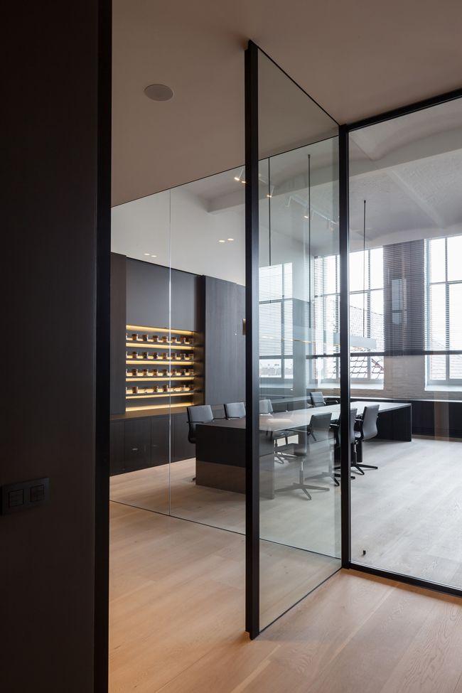 Vincent Van Duysen's Office H
