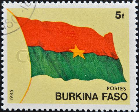 postage stamps of burkina faso | image of 'BURKINA FASO - CIRCA 1985: A stamp printed in Burkina Faso ..