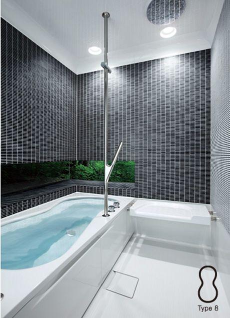 セットプラン例   Half Bath 08   浴室   商品を選ぶ   TOTO