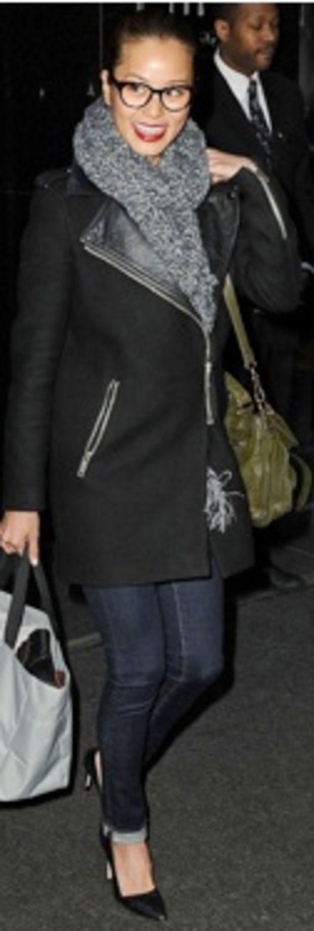 Celebrity Street Style of the Week: Ashley Tisdale, Maria Menounos,
