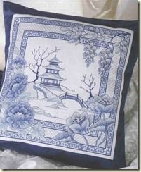 1 - ஜ۩۞۩ஜ  Almofadas em Ponto Cruz Oriental -  /    ஜ۩۞۩ஜ  Cushions in Eastern Cross Stitch -