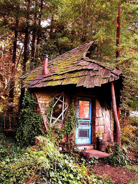 Fairy Tale House, Santa Cruz, California