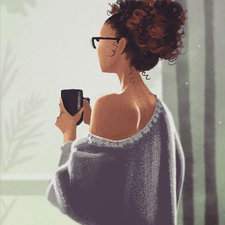 Black Girl Magic Illustration by Vashti Harrison