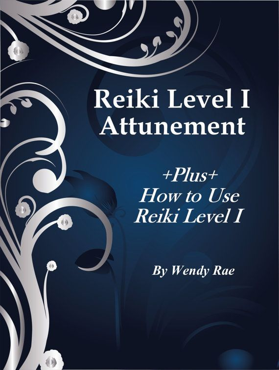 Reiki Level One Attunement & Learning: Learn Reiki at Home