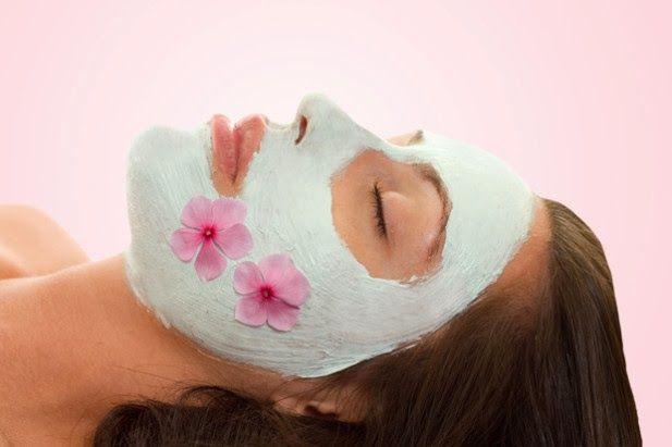 Μάσκα προσώπου για καθαρισμό και λάμψη