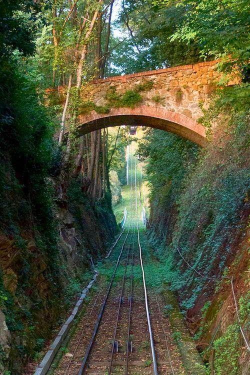 Stone Bridge, Italy..
