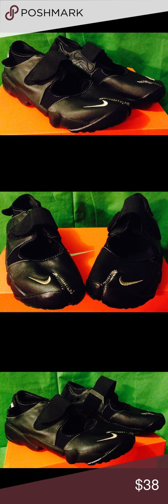 Nike Air Rift Split Toed Sneakers Sz. 11 Nike Air Rift Split Toed Sneakers Sz. 11. These kicks are in Great condition. Very low mileage. See photos for more details. Nike Shoes Sneakers