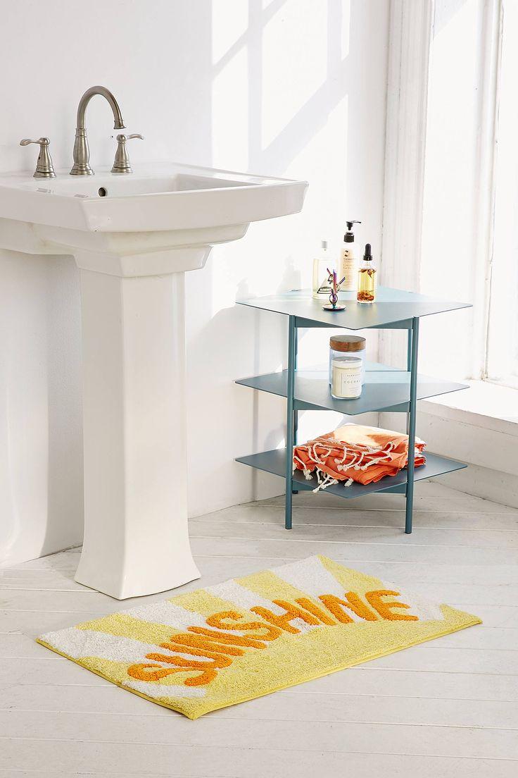 Slide View: 1: Sunshine Bath Mat