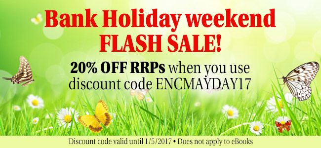 FLASHSALE at Pen and Sword Books this Bank Holiday weekend. Visit their website: https://www.pen-and-sword.co.uk/