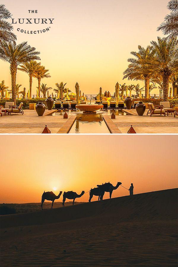 Explore Dubai, a blend of ancient customs and cosmopolitan vibrance.