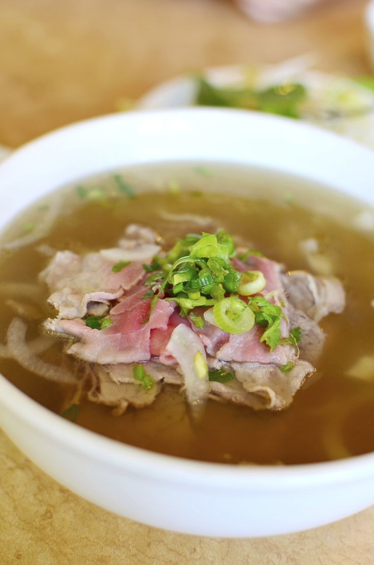 How to make Cheat Pho: Vietnamese Rice Noodle Soup with Beef and Fresh ...