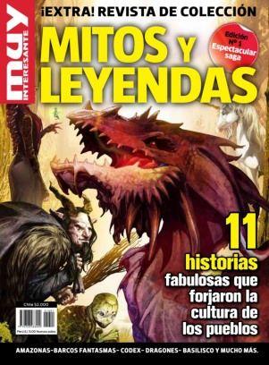 Muy Interesante - Saga Completa Mitos y Leyendas 2016 - PDF HQ