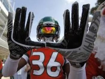 """Flashing of """"The U"""" Ranking the Greatest All-Time Traditions in Miami Hurricanes Football History  >>>  click the image to learn more..."""