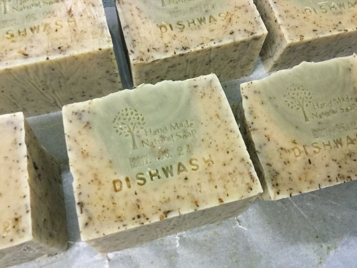 dishwash soaps with used deep fried oil