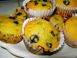 CFSCC presents: EAT THIS!: Paleo Blueberry Coconut Muffins