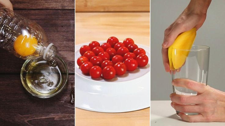 3 Cooking Tricks To Make Your Life Easier