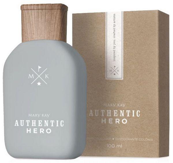 Authentic Hero by  Mary Kay (2016) #beautynews #beauty2016 #beautyreview #perfume #perfume2016 #perfumenews #olfactive #fragrance #fragrance2016