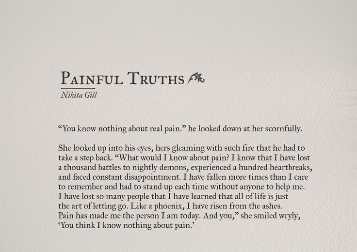 love in pain essay One-sided love, or unrequited love as they liked to call it in the days of  shakespeare, is one of the most painful, gut-wrenching,.