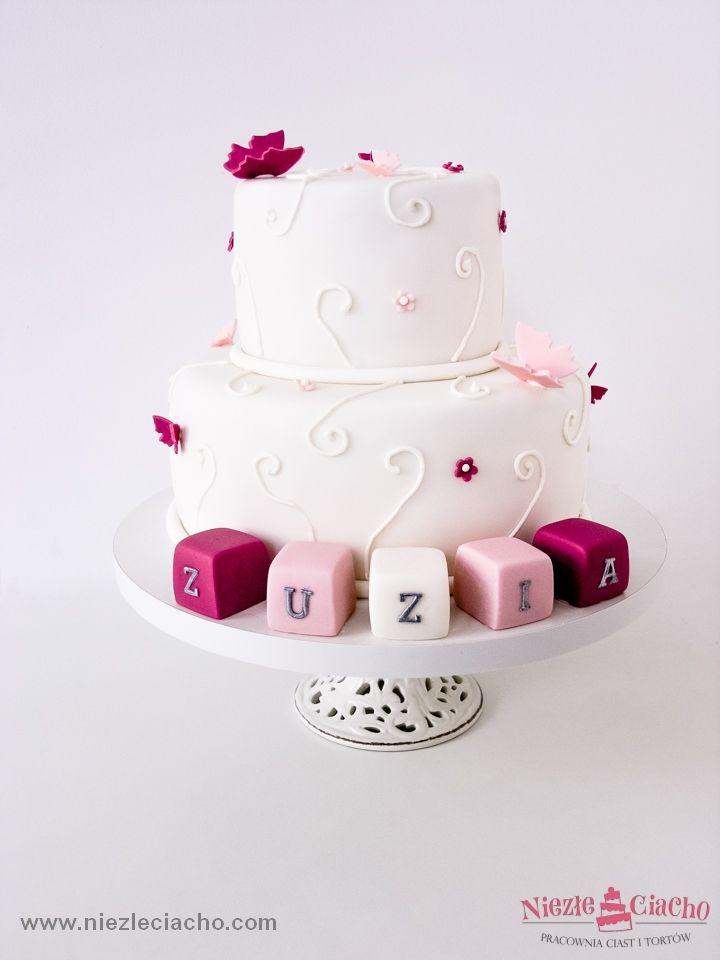 Tort Urodzinowy Tort Imienny Ciekawe Torty Styl