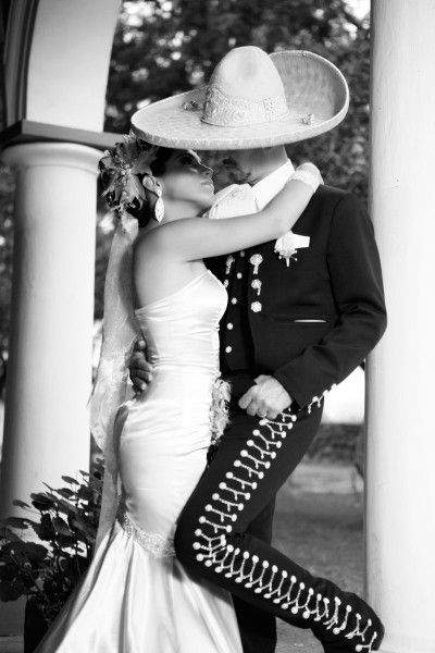 How i want my Future Husband to be dressed for our wedding. De Charro